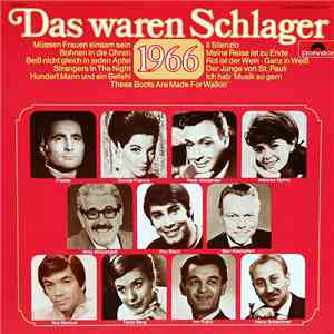 Various - Das Waren Schlager 1966 download free